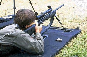 Снайперская винтовка Dakota T-76 Longbow