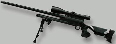 """Снайперская винтовка """"Sauer S 205 Phantom / Sauer ATLR"""""""
