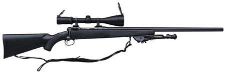 Снайперская винтовка Savage 10FP LE Package