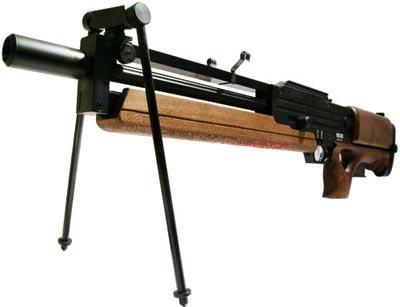 Walther WA 2000 на сошках