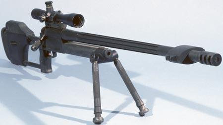 Крупнокалиберная снайперская винтовка AMAC-1500