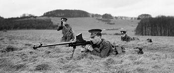 Cнайперская винтовка М37 Boys при использовании
