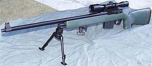Снайперская винтовка Parker-Hale M85