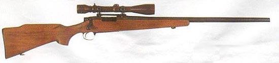 Снайперская винтовка М40