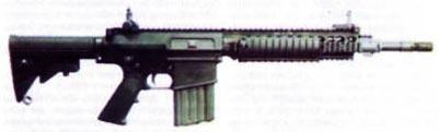 Снайперская винтовка Knights SR-25 BR