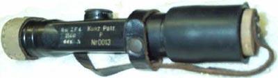 Телескопический прицел Zielfernrohr 43 (ZF 4