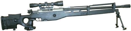 Снайперская винтовка ELF SR-100