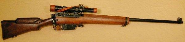 Enfield L42A1 - армейский вариант