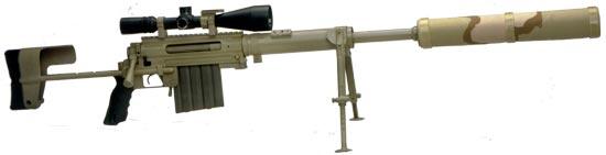 Снайперская винтовка CheyTac M-200 Carbine