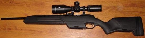 Снайперская винтовка Steyr Scout Tactical