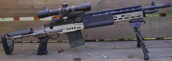 Снайперская винтовка Mk 14 SEI
