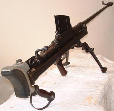 Крупнокалиберная Cнайперская винтовка М37 Boys