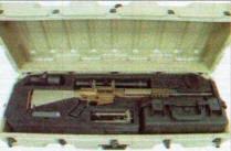 М110 SASS в контейнере для транспортировки