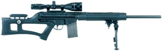 Снайперская винтовка SAR-8 HBSR