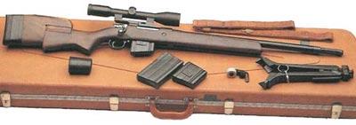 FN 30-11 с дополнительными приспособлениями и футляром