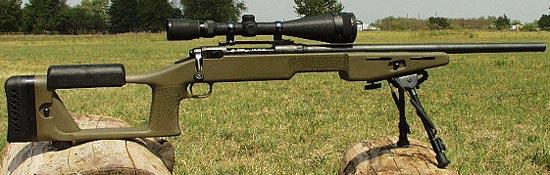 Снайперская винтовка Savage 110FP LE