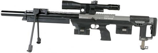 Снайперская винтовка DSR-1 Subsonic