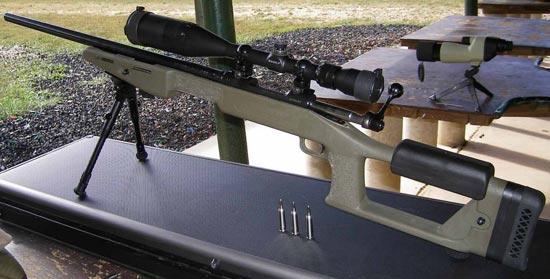 Снайперская винтовка Savage 10FP LE
