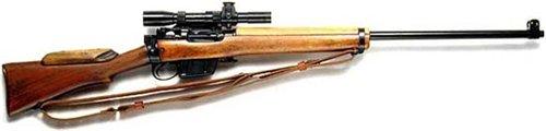 Снайперская винтовка Enfield L42A1