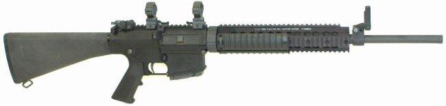Снайперская / матчевая винтовка Knights SR-25