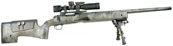 Снайперская винтовка Remington M40A3