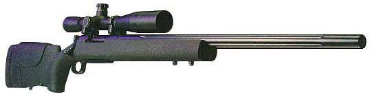 Снайперская винтовка HS Precision Pro 2000 HTR