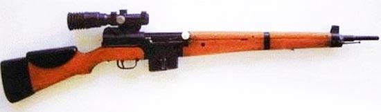 Снайперская винтовка MAS 49