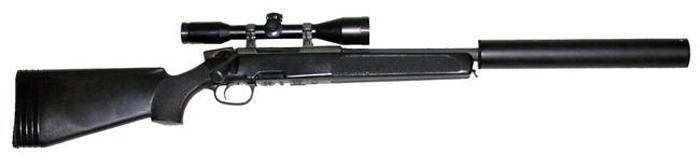 Steyr-Mannlicher SSG 69 PIV
