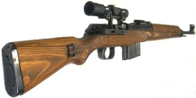 Снайперская винтовка G43 / K43