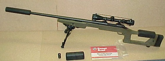 Снайперская винтовка Savage mod. 10FP