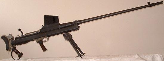 Cнайперская винтовка М37 Boys
