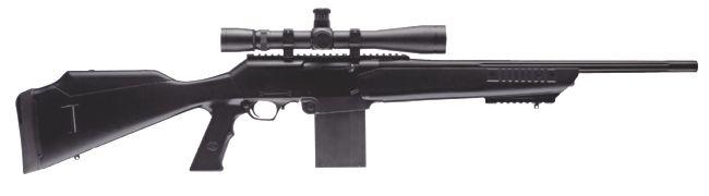 Снайперская винтовка FN FNAR-L с легким стволом