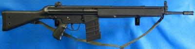 Снайперская винтовка SAR-3