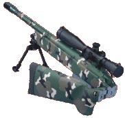 "Крупнокалиберная снайперская винтовка ""Robar RC-50 (Robar .50 BMG) / Robar RC-50F"""