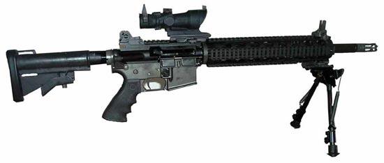 Снайперская винтовка SDM-R