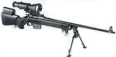 Parker-Hale M85 полицейский вариант