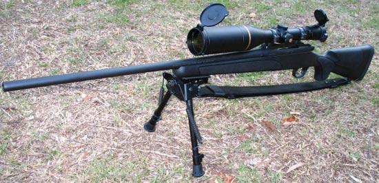 Снайперская винтовка Remington model 700 SPS BDL