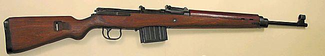 Винтовка Gew.43 / Kar.43.
