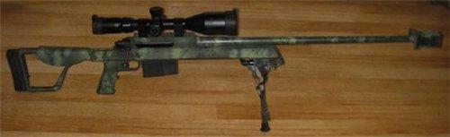 Снайперская винтовка Armalite AR-30
