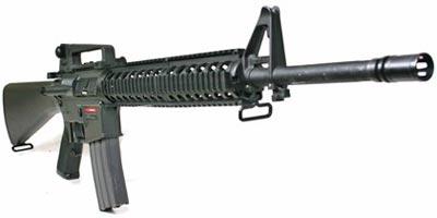 Снайперская винтовка M16A4