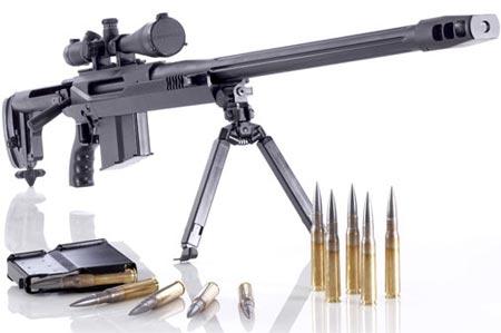 Снайперская винтовка Rangemaster .50
