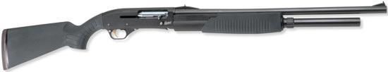 Ружье было разработано на базе ружья МР - 153.  Для стрельбы применяются охотничьи патроны и.