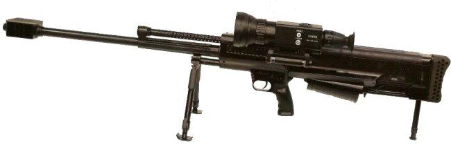 Крупнокалиберная снайперская / анти-материальная винтовка M99