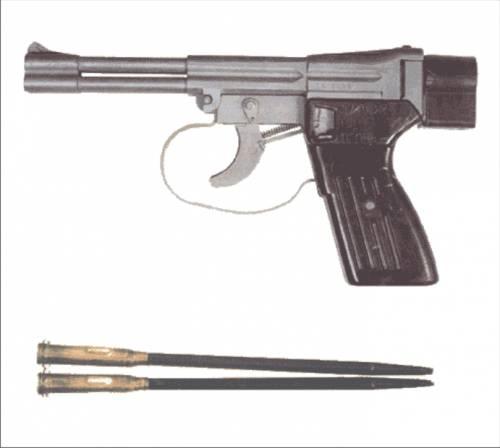 Оружие присутствует дополнительно в