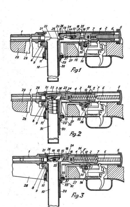 Пистолет-пулемет SIG MKMO,