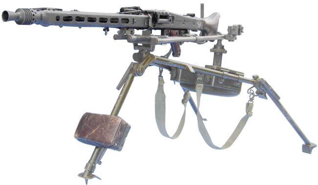 пулемет MG 42 в варианте
