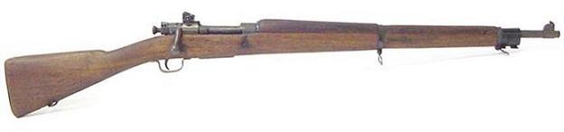 Снайперская винтовка M1903A3