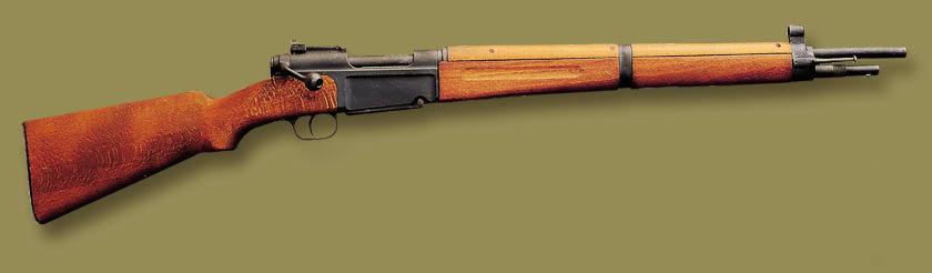 Winchester 1895 7.62X54r