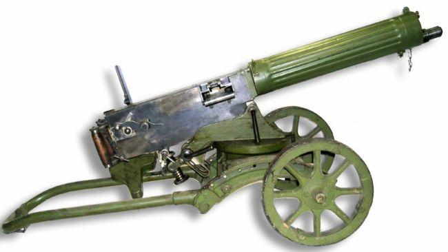 Пулемет Максим М1910/30 и